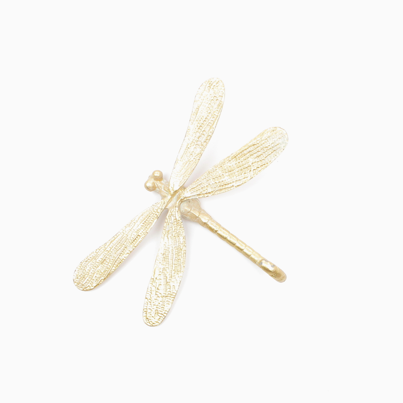 Ziemlich Goldene Libelle Kleiderhaken Wand befestigte Türhaken
