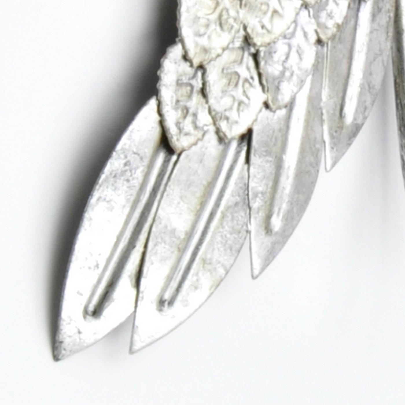 Pretty Angel Wings Cherubs Wing Coat Hook Wall Mounted