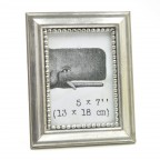 Silvered Photo Frame