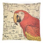 Brilliant Macaw Cushion