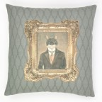 Tailor Dressed Tomcat Cushion Cover