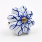 Daisy Chain Ceramic Knob