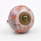 Botanical Flourish Cupboard Knob