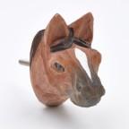Farm Life Cupboard Knob - Horse
