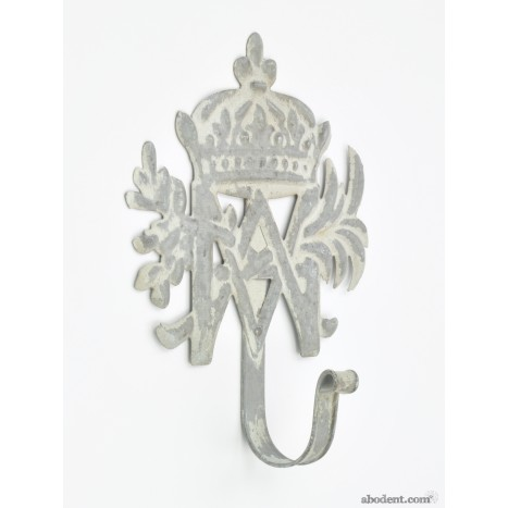 Crown Motif Wall Hook