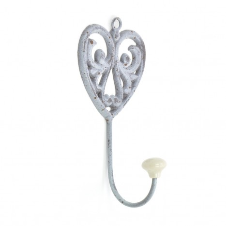 Chancel Heart Coat Hook