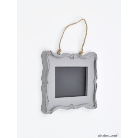 Framed Chalkboard - Grey