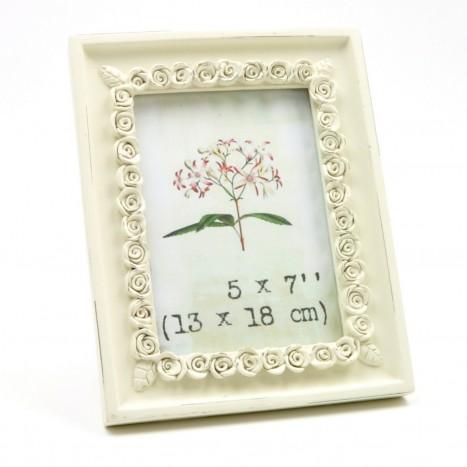 Flowery Picute Frame