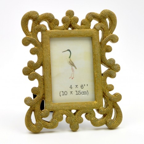 Large Golden Picture Frame