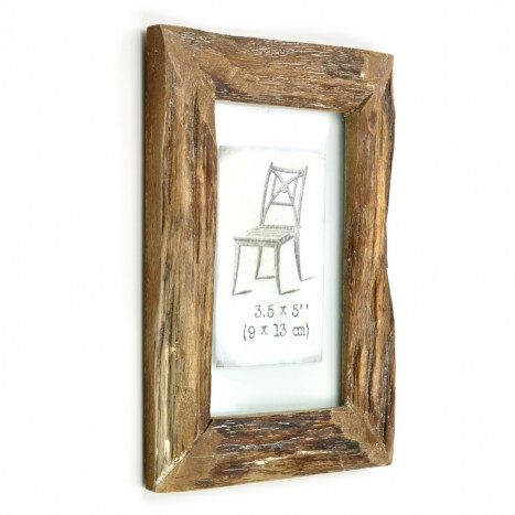 Beachcombing Driftwood Photo Frame