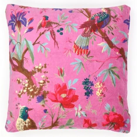 Birds of Fancy Cushion