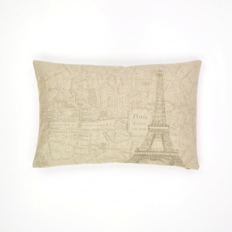 In Love With Paris Cushion