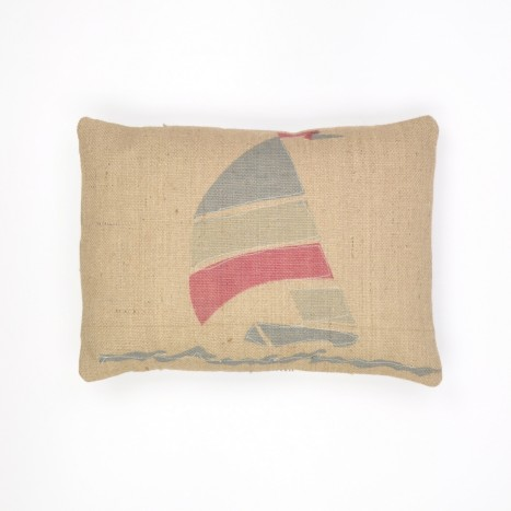 Yacht Lines Cushion