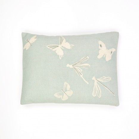 Pterygota Stitch Cushion