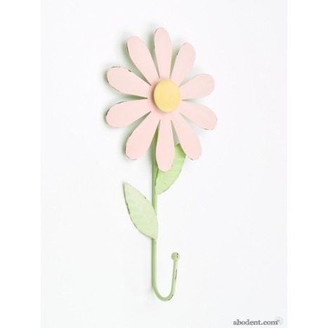 Colourful Pink Flower Hook