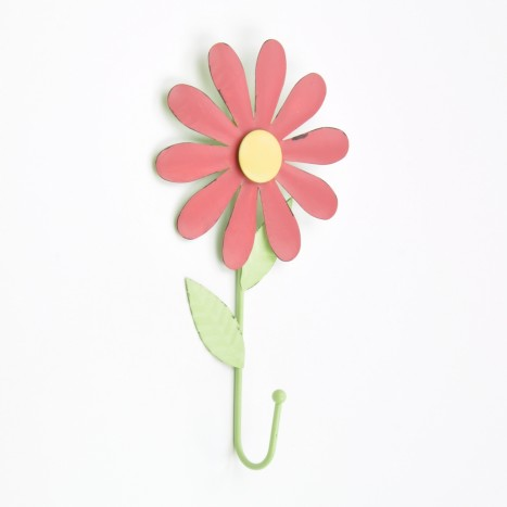 Colourful Red Flower Hook
