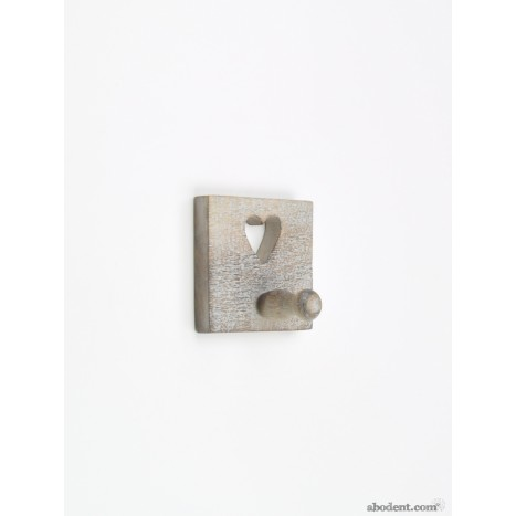 Shakers Heart Coat Hook