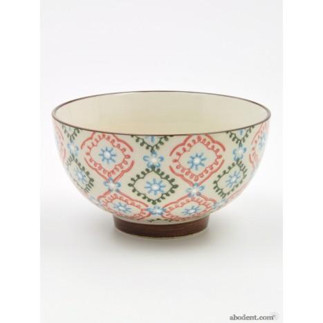 Flushed Flora Bowl