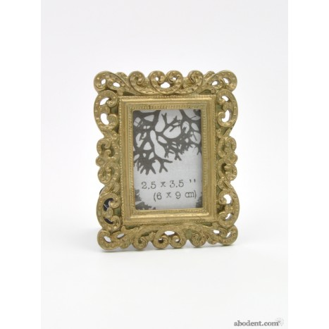 Decorative Cream Picture Frame