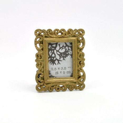 Decorative Golden Picture Frame