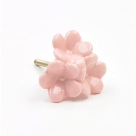 Cute Flower Cabinet Knobs