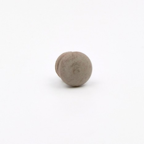 Mini Dusty Wooden Knob - Small