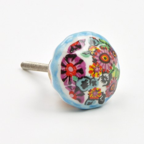 Summer Celebration Cupboard Knob