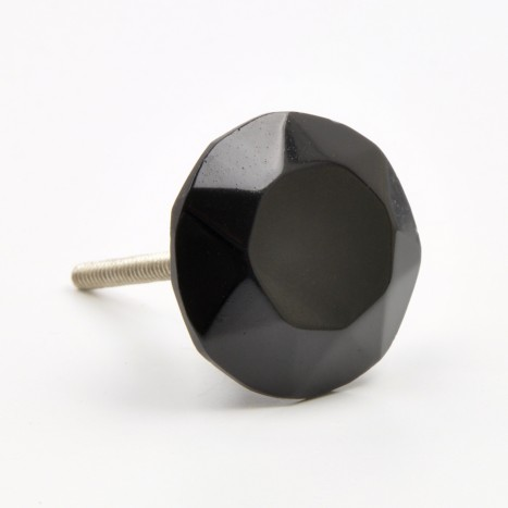 Carbonado Cupboard Knob