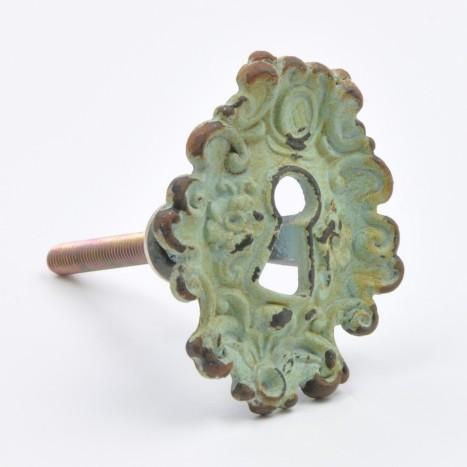 Keyhole Drawer Knob