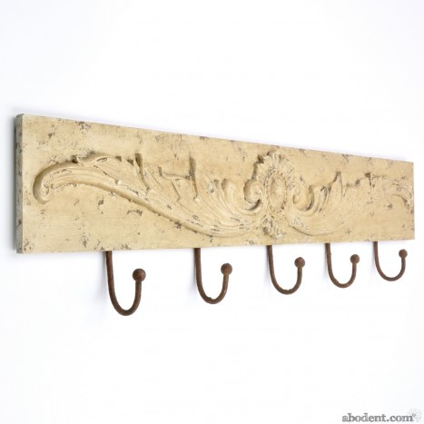 Romanesque Coat Rack