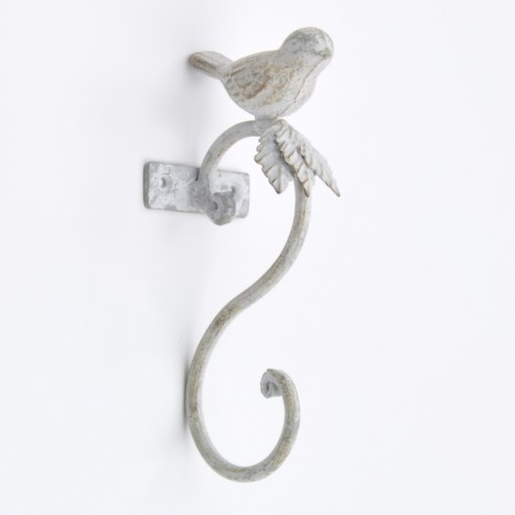 Bird Perch Wall Hook