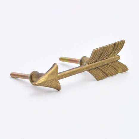 Golden Arrow Door Pull