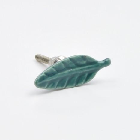 Green Leaf Knob