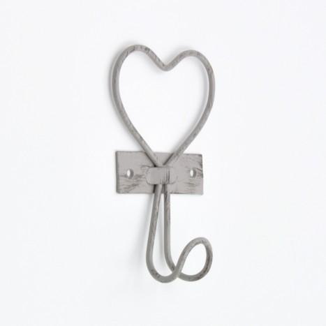 Vintage Heart Shaped Hook