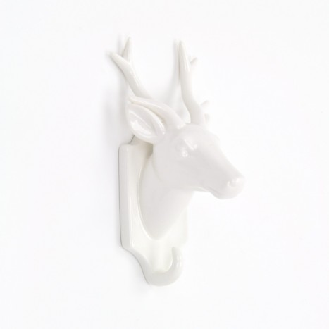 Deer Stag Wall Hook