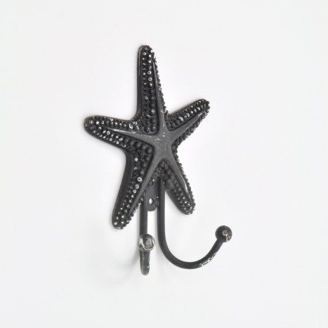 Coastal Starfish Wall Hook