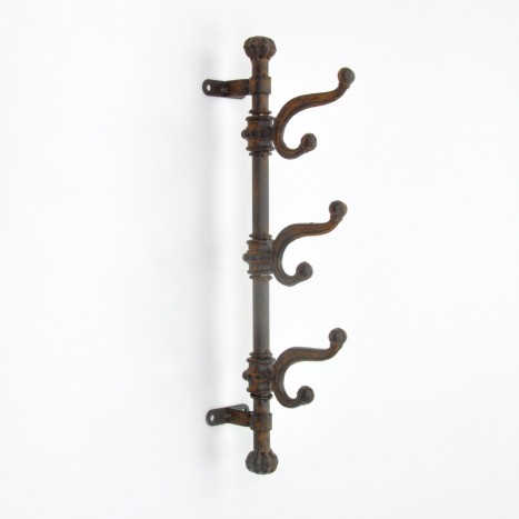 Swivelling Vertical Coat Rack