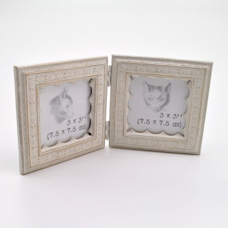 Fancy Folding Photo Frame