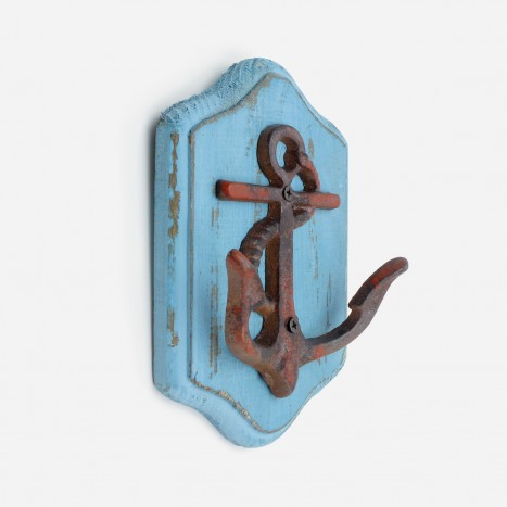 Vintage Anchor Mount Coat Hook