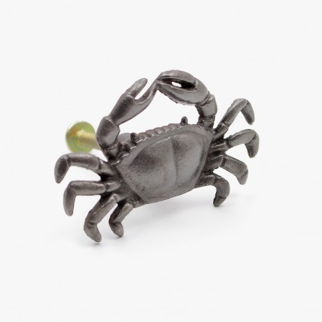 Coastal Crab Cupboard Knob
