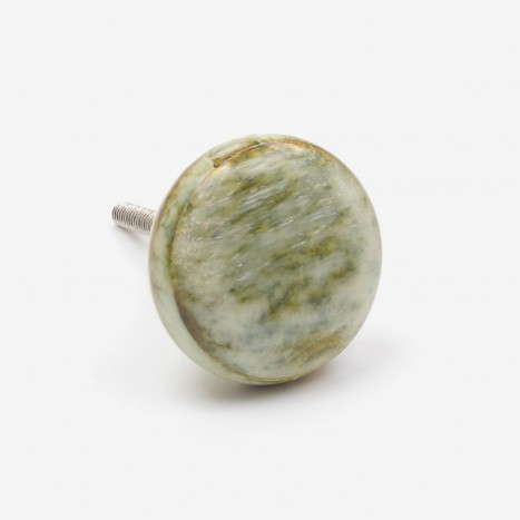 Moss Bone Cupboard Knob