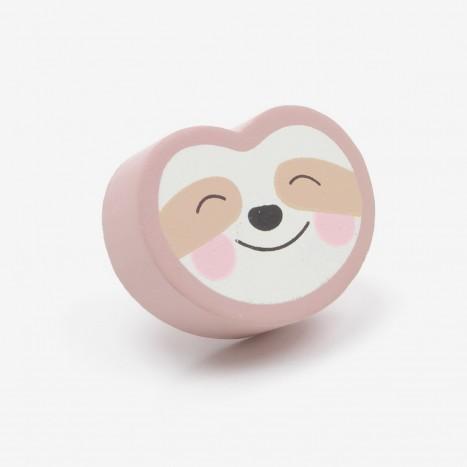 Happy Animals Cupboard Knob - Sloth