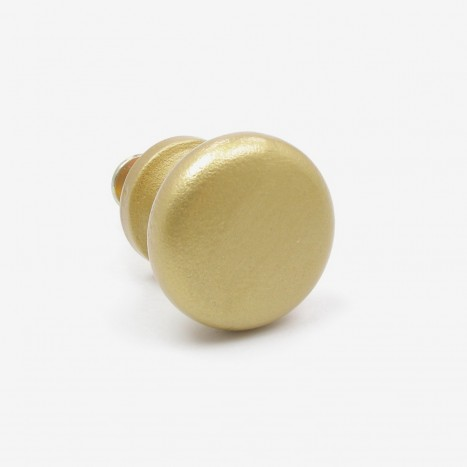 Classic Kitchen Cupboard Knob - Gold