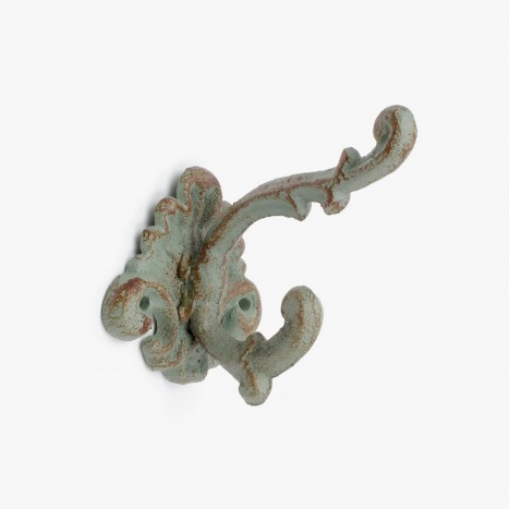 Rustic Baroque Coat Hook