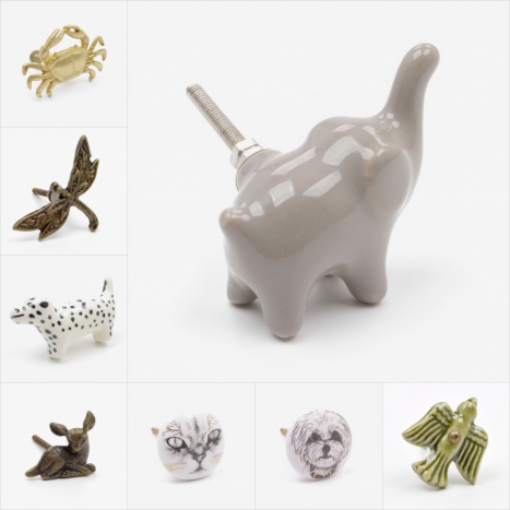 Animal Cupboard Knobs