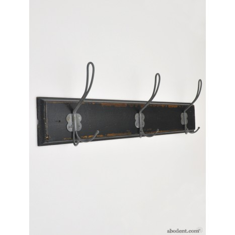 Shabby School Mount Coat Rack - Large