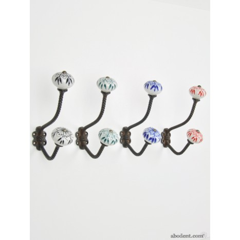 Blossom Dots Coat Hook