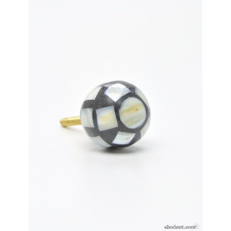 Pearl Ball Cupboard Knob