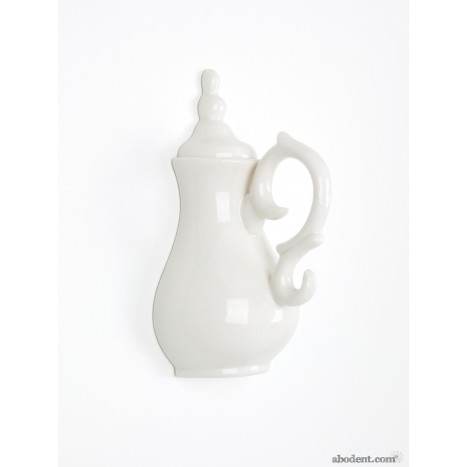 Tall Tea Pot Coat Hook