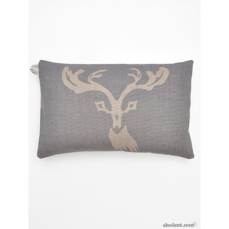 Rutting Stag Cushion